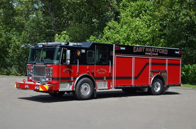 Seagrave > Our Trucks > Cab and Chassis > Capitol