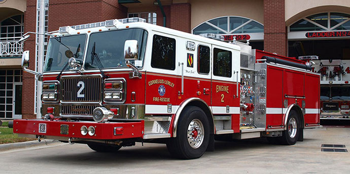 Seagrave Fire Apparatus >> Seagrave Our Trucks Cab And Chassis Marauder